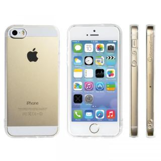 Highend berryオリジナル クリア ソフトTPU iPhone SE/5s/5ケース