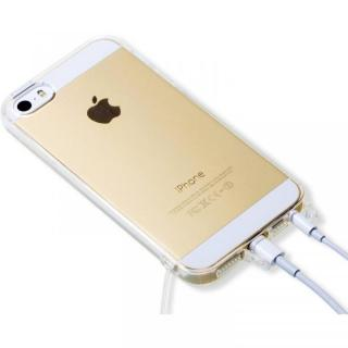 【iPhone SE/5s/5ケース】Highend berryオリジナル クリア ソフトTPU iPhone SE/5s/5ケース_1