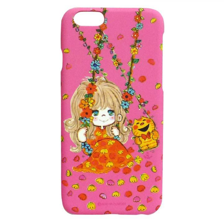【iPhone6ケース】水森亜土 ポリカーボネイトケース ブランコ iPhone 6_0