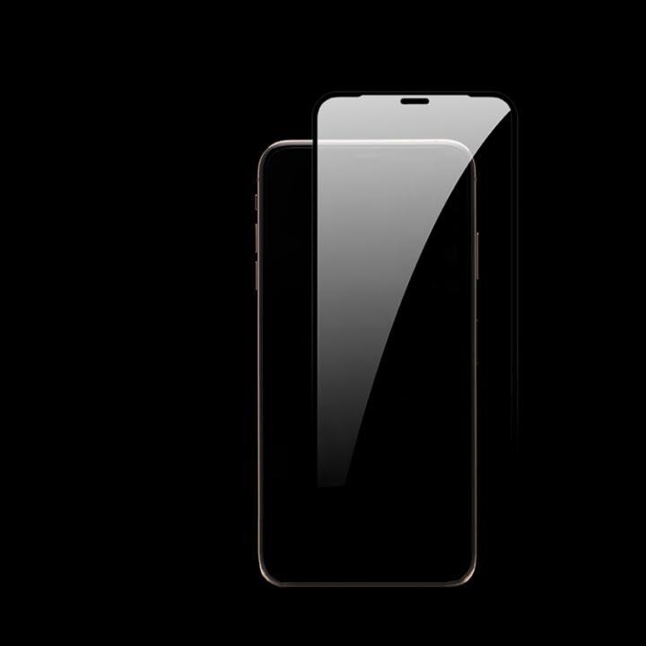 iPhone 11 Pro Max フィルム サファイアガラス製フルカバースクリーンプロテクタ for iPhone 11 Pro Max/XS Max_0