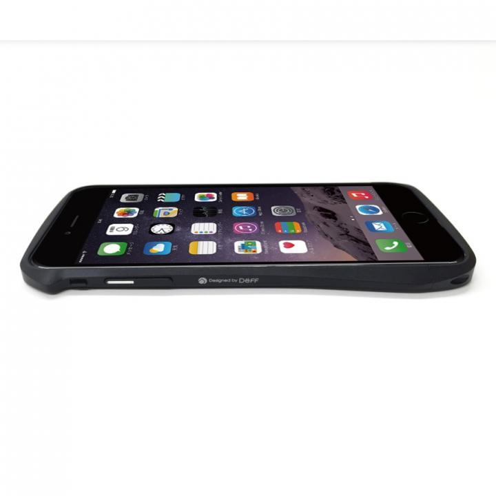 CLEAVE アルミニウムバンパー ブラック iPhone 6 Plus