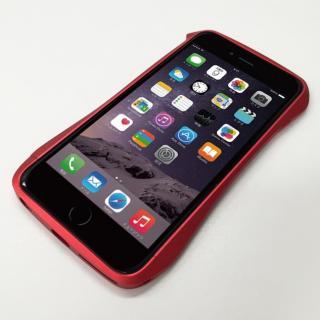 【2015年1月中旬】CLEAVE アルミニウムバンパー レッド iPhone 6 Plus