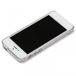 【iPhone SE/5s/5ケース】Highend Berryオリジナル iPhone SE/5s/5 UVコート クリア ハードケース_1