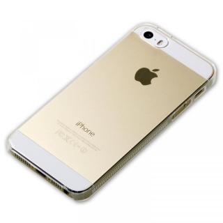 【iPhone SE/5s/5ケース】Highend Berryオリジナル iPhone SE/5s/5 UVコート クリア ハードケース_2