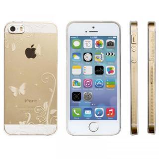 Highend Berryオリジナル iPhone SE/5s/5 パラダイス クリア ハードケース