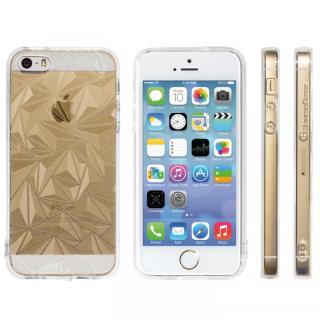 Highend Berryオリジナル iPhone SE/5s/5ソフトケース ダイヤモンドカット ストラップホール付き