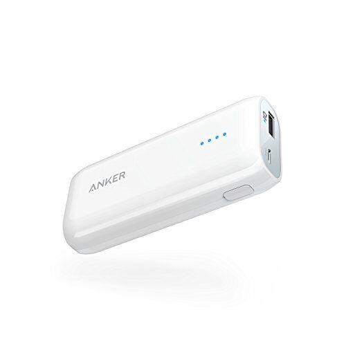 Anker Astro E1 5200mAh モバイルバッテリー ホワイト【1月下旬】_0