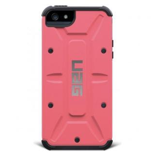 UAG コンポジットケース ホットピンク iPhone SE/5s/5ケース