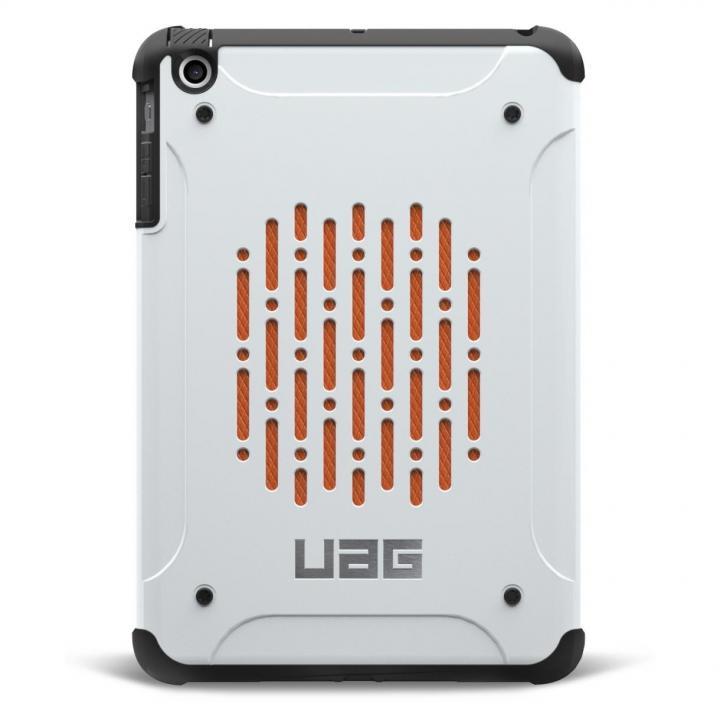 UAG iPad mini/2/3対応 コンポジットケース(ホワイト)_0