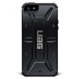UAG コンポジットケース ブラック iPhone SE/5s/5ケース