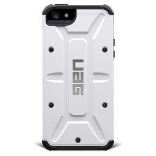 UAG コンポジットケース ホワイト iPhone SE/5s/5ケース