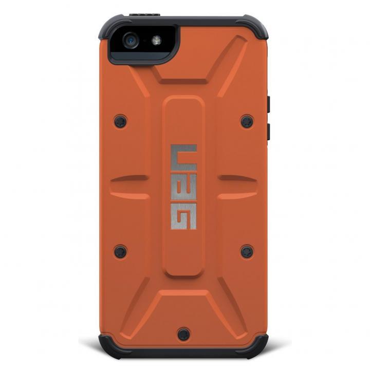 【iPhone SE/5s/5ケース】UAG コンポジットケース オレンジ iPhone SE/5s/5ケース_0