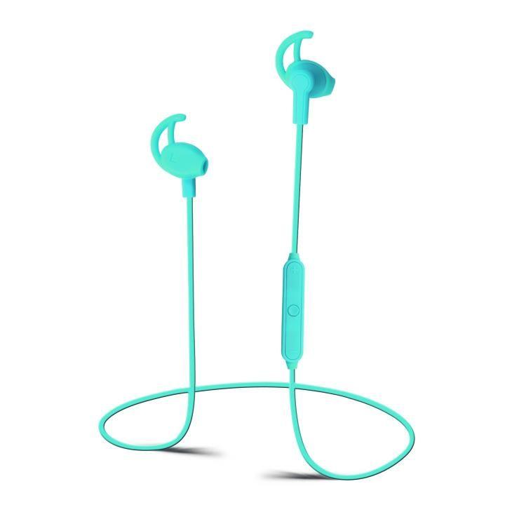 インナーイヤー型Bluetoothイヤホン AirphoneII(エアフォン2) グリーン_0