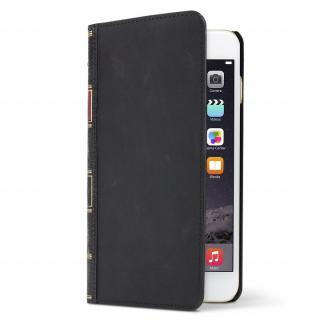 iPhone6 Plus ケース 洋書のような手帳型ケース BookBook  クラシックブラック iPhone 6 Plus