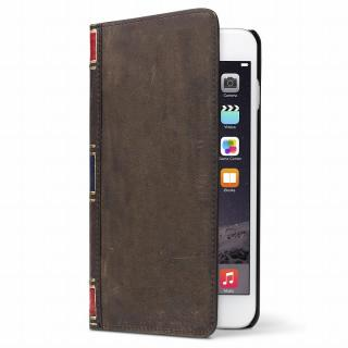iPhone6 Plus ケース 洋書のような手帳型ケース BookBook  ヴィンテージブラウン iPhone 6 Plus