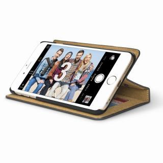 【iPhone6ケース】洋書のような手帳型ケース BookBook  クラシックブラック iPhone 6_1