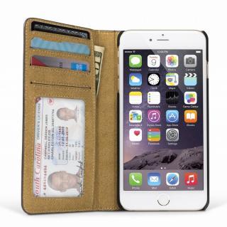 【iPhone6ケース】洋書のような手帳型ケース BookBook  クラシックブラック iPhone 6_2