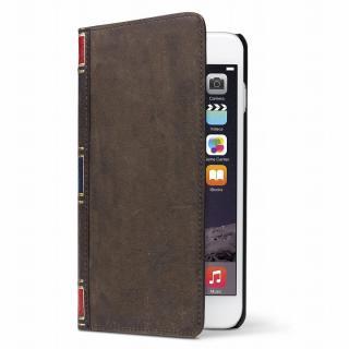 洋書のような手帳型ケース BookBook ヴィンテージブラウン