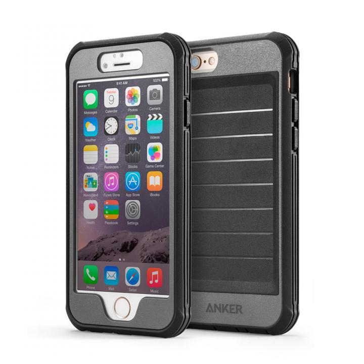 Anker 防雨・防塵 Touch ID対応 スクリーンプロテクタ内蔵強力保護ケース iPhone 6