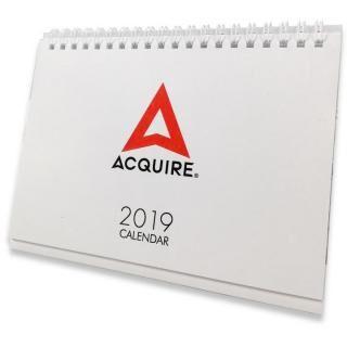 アクワイアオリジナルカレンダー