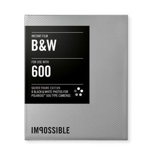 INSTANT BLACK&WHITE  POLAROID 600 TYPE