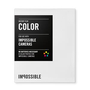 INSTANT COLOR FILM IMPOSSIBLE CAMERA (IPX)