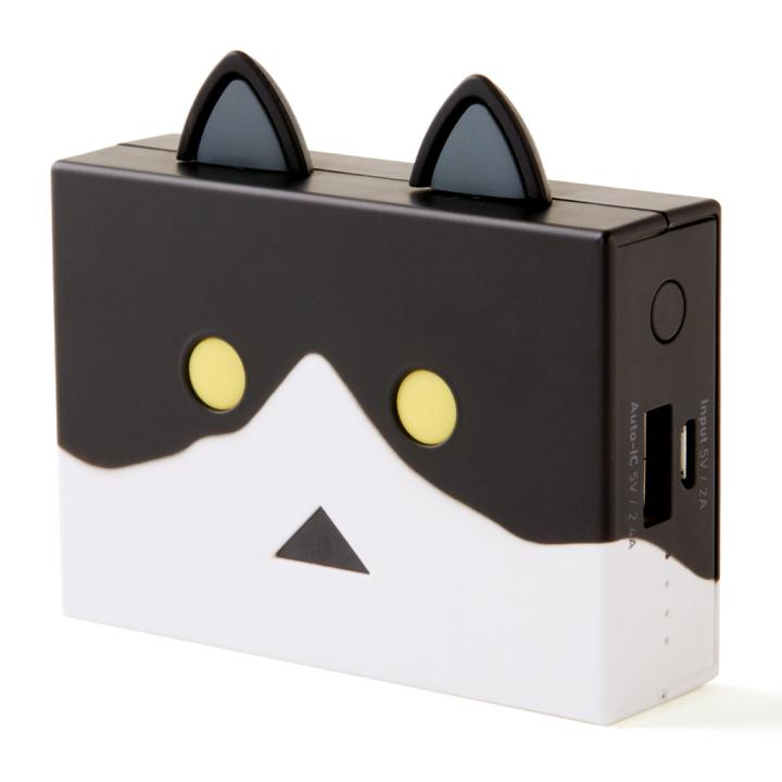 [6000mAh]cheero Power Plus nyanboard version モバイルバッテリー ハチワレ_0