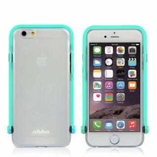 【2015年1月中旬】スナップショットケース SELFIE クリア ターコイズ iPhone 6