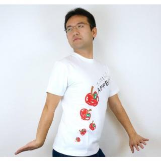 【マックスむらい】直筆サイン入り AppBank Tシャツ
