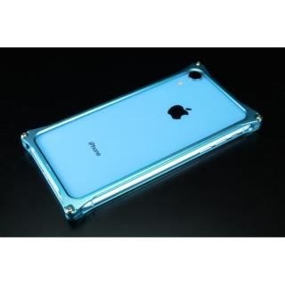 iPhone XR ケース ギルドデザイン ソリッドバンパー ライトブルー iPhone XR