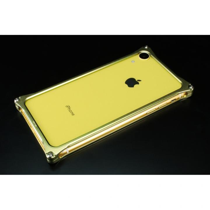 iPhone XR ケース ギルドデザイン ソリッドバンパー イエロー iPhone XR_0