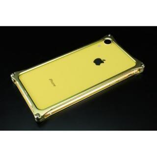 【iPhone XRケース】ギルドデザイン ソリッドバンパー イエロー iPhone XR【2月中旬】