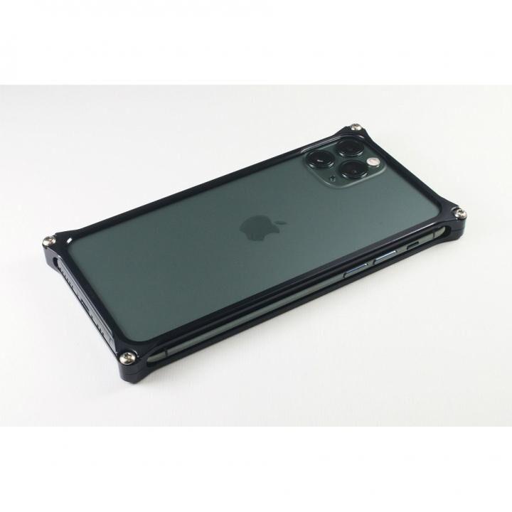 iPhone 11 Pro ケース ギルドデザイン ソリッドバンパー ブラック iPhone 11 Pro_0