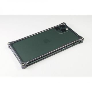 iPhone 11 Pro ケース ギルドデザイン ソリッドバンパー グレー iPhone 11 Pro