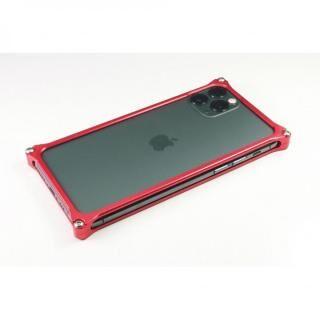 iPhone 11 Pro ケース ギルドデザイン ソリッドバンパー レッド iPhone 11 Pro