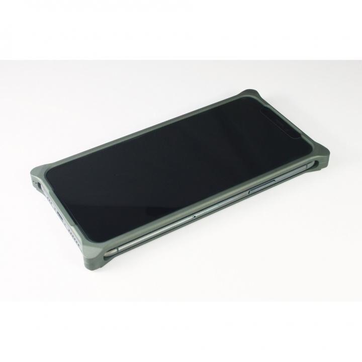 iPhone 11 Pro ケース ギルドデザイン ソリッドバンパー マットグリーン iPhone 11 Pro【2月下旬】_0