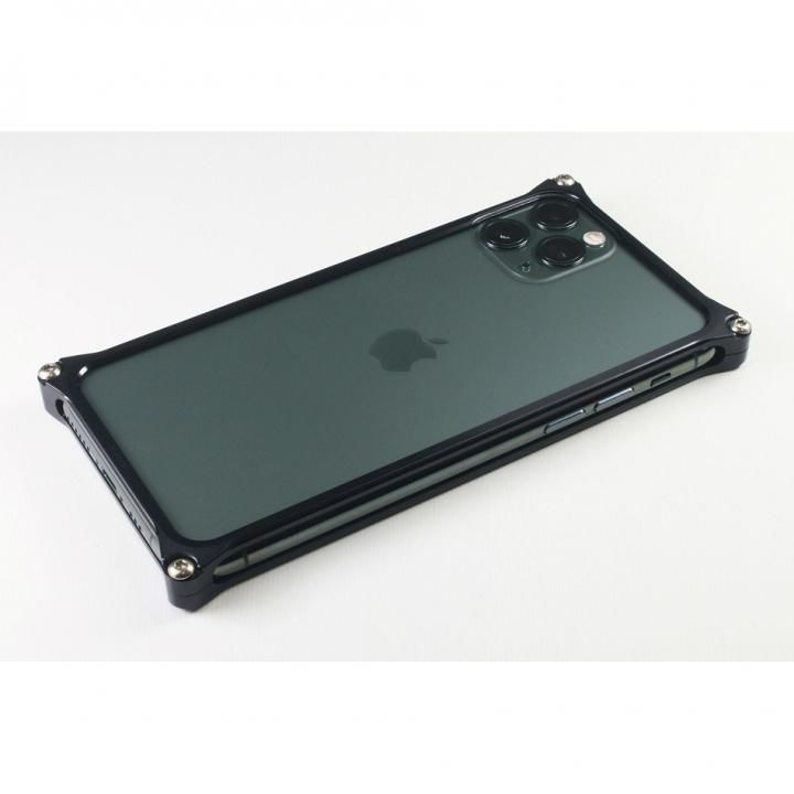iPhone 11 Pro Max ケース ギルドデザイン ソリッドバンパー ブラック iPhone 11 Pro Max_0