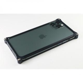 iPhone 11 Pro Max ケース ギルドデザイン ソリッドバンパー ブラック iPhone 11 Pro Max