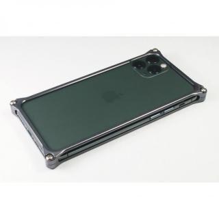 iPhone 11 Pro Max ケース ギルドデザイン ソリッドバンパー グレー iPhone 11 Pro Max