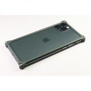 iPhone 11 Pro Max ケース ギルドデザイン ソリッドバンパー マットグリーン iPhone 11 Pro Max