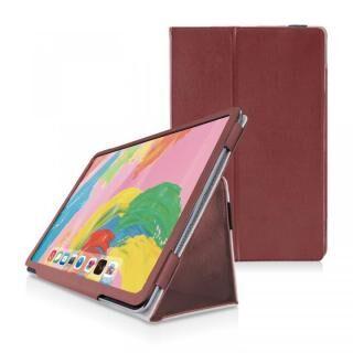 ソフトレザーカバー 2アングル ブラウン iPad Pro 2018 11インチ
