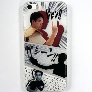 【iPhone SE/5s/5】マックスむらいギズモビーズ iPhone 5s/5c/5スキンシール AppBank限定_1