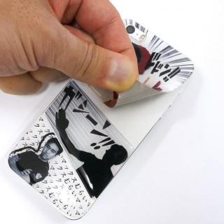 【iPhone SE/5s/5】マックスむらいギズモビーズ iPhone 5s/5c/5スキンシール AppBank限定_2
