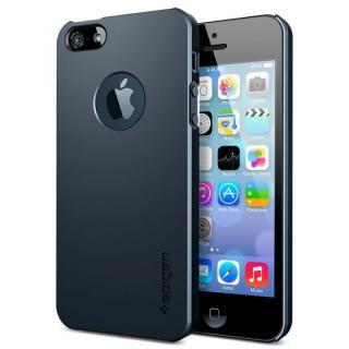 ウルトラ・シン・エア A メタル・スレート iPhone SE/5s/5 ケース