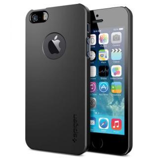 ウルトラ・シン・エア A スムース・ブラック iPhone SE/5s/5 ケース