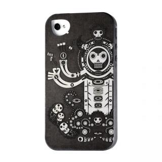 リサイクルウッドケース The Gate-White iPhone SE/5s/5ケース