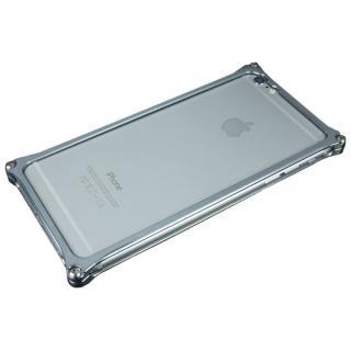 【2015年1月中旬】ギルドデザイン ソリッドバンパー グレイ iPhone 6 Plus