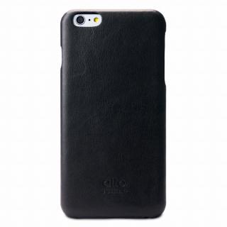 【2015年1月下旬】イタリア製本革ケース alto Original ブラック iPhone 6 Plus