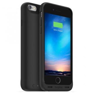 薄型バッテリー内蔵ケース mophie juice pack reserve ブラック iPhone 6s/6