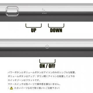 【iPhone Xケース】Monolith Crystal X iPhone X シルバー_5
